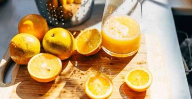 How did marketing invent orange juice?